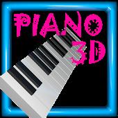Piano Anak 3D