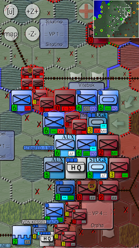 Fall of Army Group Center 1944 (free) 1.0.1.2 screenshots 6