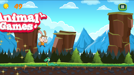 Baby Bunny games 2017 - náhled