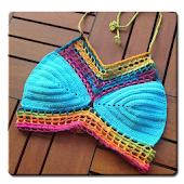 Crochet Bikini and Swimsuits