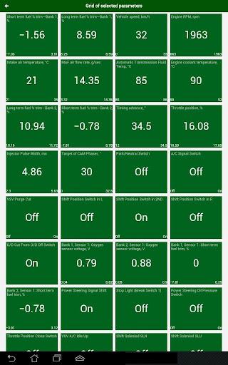 MotorData OBD Car Diagnostics. ELM OBD2 scanner  screenshots 10