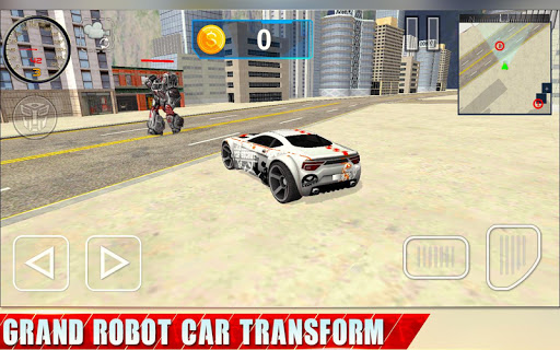 Car Robot Transformation 19: Robot Horse Games 2.0.5 screenshots 5