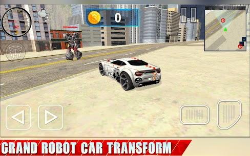 Car Robot Transformation 19: Robot Horse Games 5