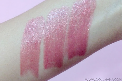 innisfree creammellow lipstick 10 latte brown swatch