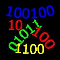 eXpimal - discrete math icon