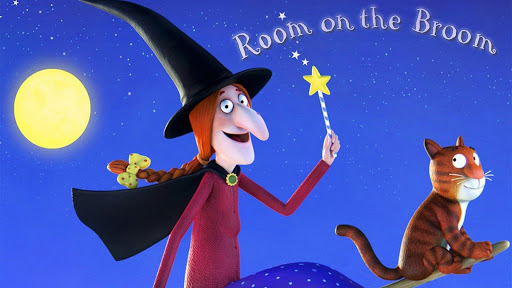 ROOM ON THE BROOM   LIVE ON STAGE AUSTRALIA   YouTube Part 38