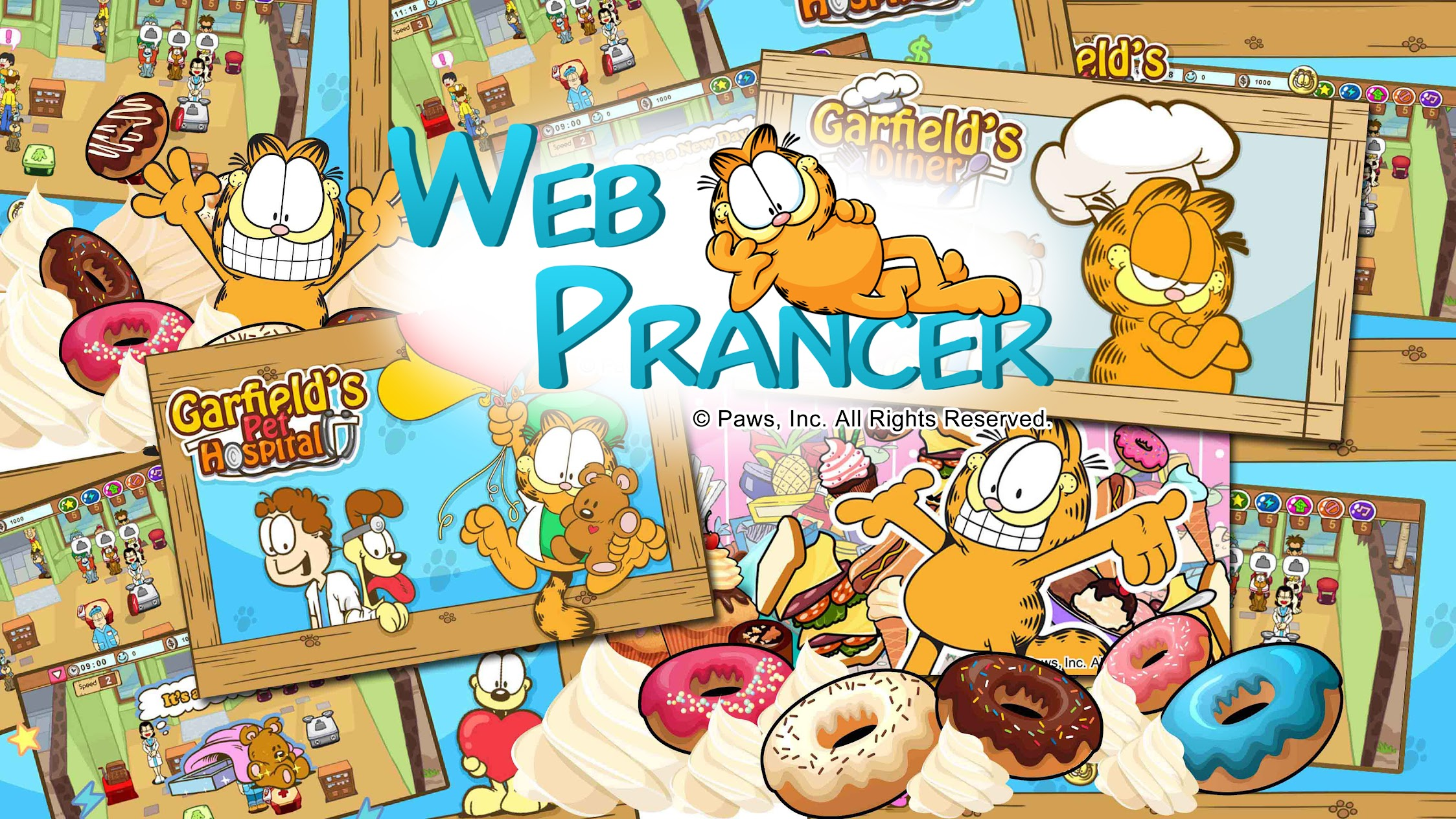 Web Prancer