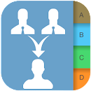Duplicate Contact Merger v 2.1 app icon