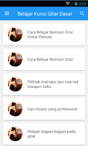 Download Belajar Kunci Gitar Dasar Google Play Softwares