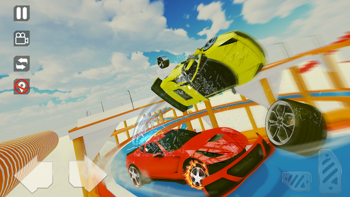 Ultimate Car Stunts : Extreme Car Stunts Racing 3D apktram screenshots 6