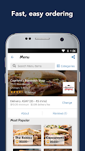 Eat24 Food Delivery & Takeout screenshot thumbnail