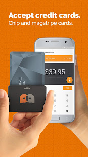 screenshot image - Credit Card Swiper For Android