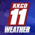 KKCO 11 Weather icon
