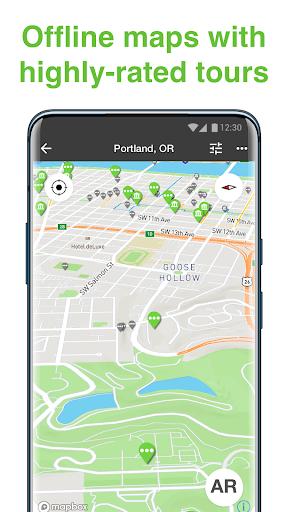 Portland SmartGuide - Audio Guide & Offline Maps screenshot 5