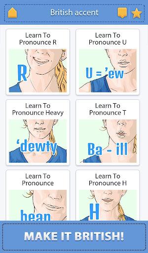 英式口音学习