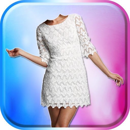White Dress Photo Montage 攝影 App LOGO-硬是要APP