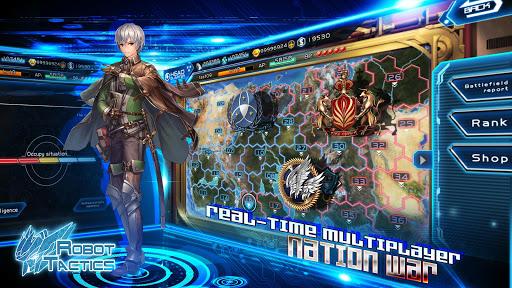 Robot Tactics: Real Time Super Robot Wars 68 {cheat|hack|gameplay|apk mod|resources generator} 4