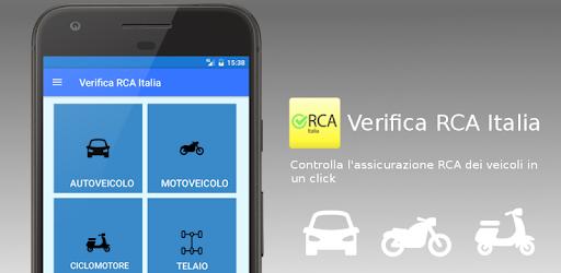 controllo assicurazione veicoli iphone