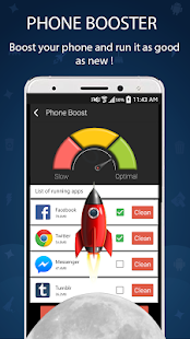 Phone Cleaner - Speed Booster- screenshot thumbnail