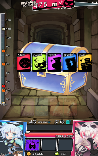 Dungeon & Girls: Card RPG  screenshots 22