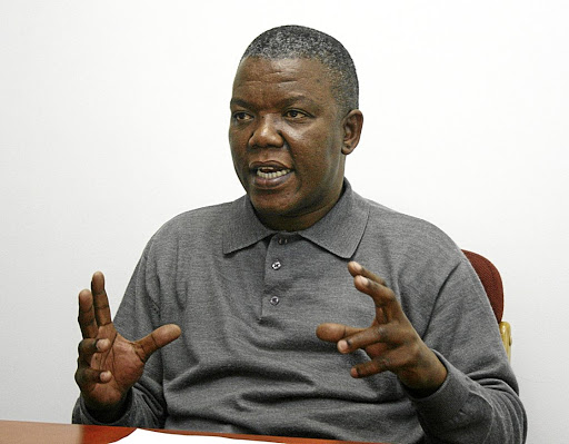 Moffat Qithi, BSA chief, is set to return to work on Monday after CCMA ruling. / SIBUSISO MSIBI