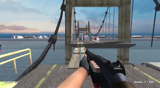 Zombie Evil Kill 4 - Dead City 0.8 screenshots 5
