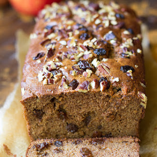 Hearty Cinnamon Raisin Paleo Breakfast Bread