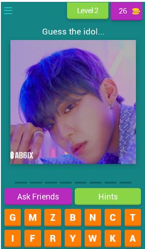 Guess The Kpop Idol Quiz 2020 7.8.3z screenshots 3
