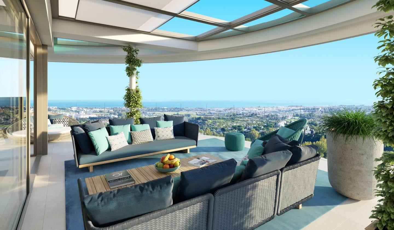 Appartement avec terrasse et piscine Benahavís