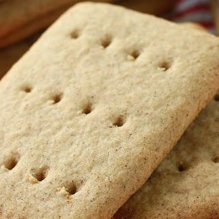 Sorghum 'Graham' Crackers.