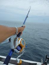 Photo: ・・・あはは。船頭さんもヒットでーす!