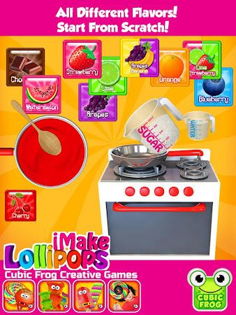 iMake Lollipops - Candy Maker 6.7 screenshot 240451