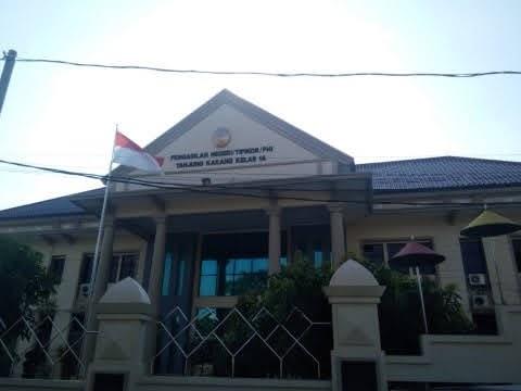 Mantan Kepala Pekon Kutawaringin Naik Banding Pada Putusan Pengadilan Tipikor Kelas 1A Tanjungkarang