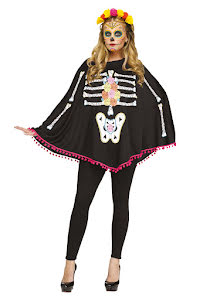 Poncho, Day of the dead