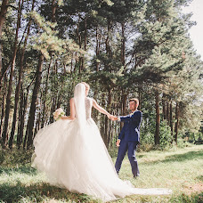 Wedding photographer Tatyana Gagarina (wed-tg26). Photo of 04.09.2017