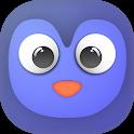 Falling Penguin icon