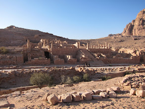 Photo: Nabateans' Great Temple