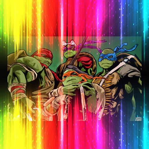 Teenage Ninja and the Turtles