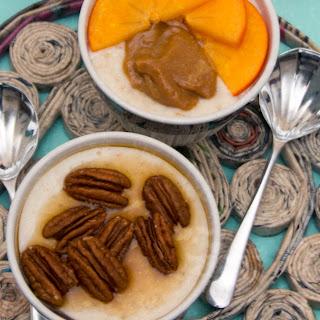 Sweet & Warm Winter Porridge Oats.