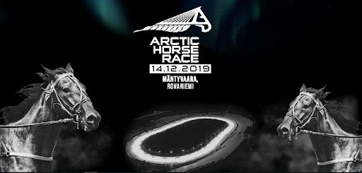 Arctic Horse Race Rovaniemen raviradalla lauantaina 14.12.2019!