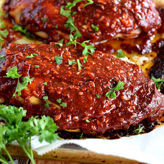 Indian Spiced Weeknight Chicken Recipe