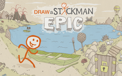 Draw a Stickman: EPIC Free App Latest Version Download For Android and iPhone 1