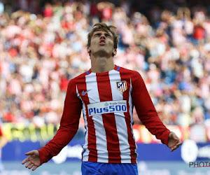 Atlético Madrid springt naar de vierde plaats in het klassement