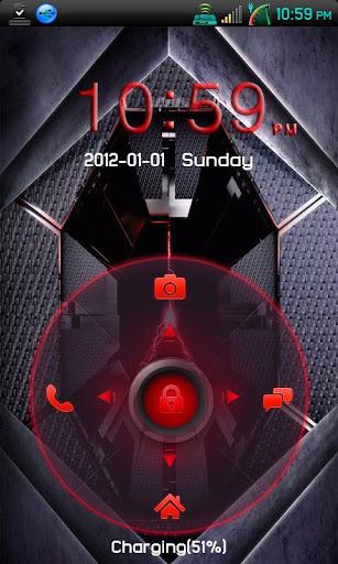 Go Locker Razr Animated Charge