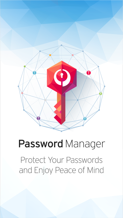 Password Manager-single signon- screenshot