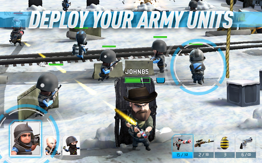 WarFriends: PvP Shooter Game 3.2.0 screenshots 2