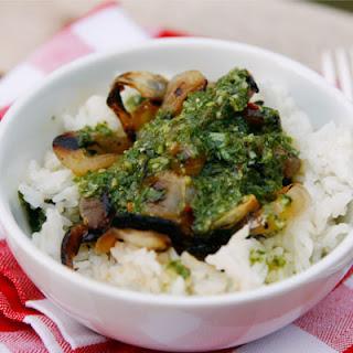 Basil Chumichurri Sauce Recipe
