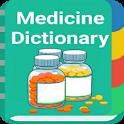 Medicine Dictionary icon