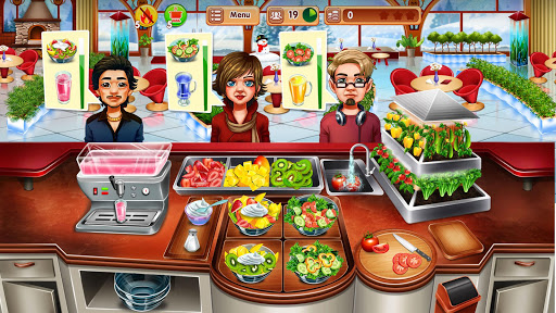 Cooking Fest : The Best Restaurant & Cooking Games 1.37 screenshots 9