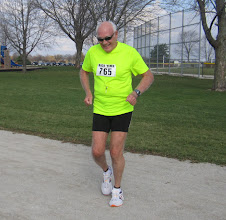Photo: He did it finished and is the winner of his age group. Sir at 76 Thank You for being here